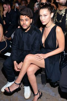 Bella Hadid en couple avec le chanteur The Weeknd
