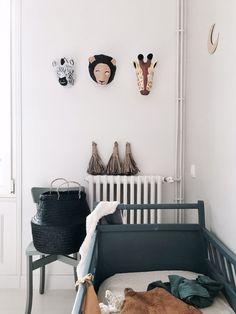 ideas for baby bedroom scandinavian kids room design Baby Bedroom, Baby Room Decor, Kids Bedroom, Nursery Decor, Bedroom Ideas, Bedroom Wall, Bedroom Decor, Nursery Ideas, Scandinavian Kids Rooms