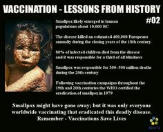 Tell me again how vaccination is a bad idea. Measles, Mumps, Rubella, Pertussis, Tetanus, Diptheria, Polio, or Smallpox kill. Just because you've never seen them doesn't mean vaccinating against them is bad.