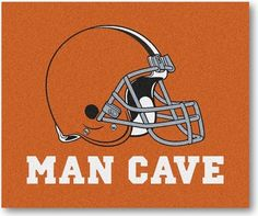 Use the code PINFIVE to receive an additional 5% discount off the price of the Cleveland Browns NFL Man Cave Tailgate Rug at sportsfansplus.com