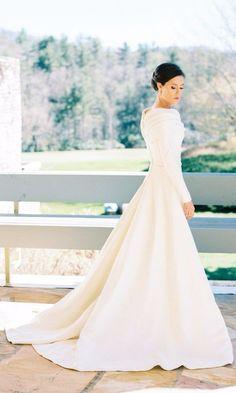 dfe489e8f831e Tendance Robe du mariée 2017 2018 - A Timeless North Carolina Wedding Full  of Family History