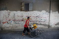 Living on Earth: Gaza Water Crisis Drinking Water, Earth, Live, Middle, Mother Goddess
