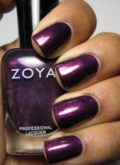 Addicted to Polish: Zoya Yasmeen