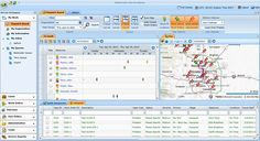 Field Service Dispatch Board in GoServicePro helps dispatch field techs easily Software, Management, Boards, Business, Planks, Store, Business Illustration