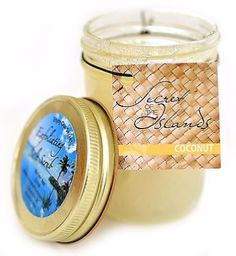 nice Secret of the Islands Coconut Sea Salt Scrub 8oz Jar - For Sale View more at http://shipperscentral.com/wp/product/secret-of-the-islands-coconut-sea-salt-scrub-8oz-jar-for-sale/