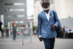 Paris Men's Fashion Week Spring 2015 Street Style - Paris Men's Fashion Week Street Style Day 3
