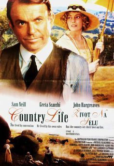'Vita di campagna' (1994); regia: Michael Blakemore. Titolo originale: 'Country Life'