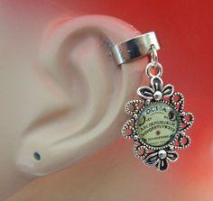 Silver Ouija Board Charm Drop/Dangle Ear Cuff Handmade Jewelry Accessories NEW http://www.ebay.com/itm/Silver-Ouija-Board-Charm-Drop-Dangle-Ear-Cuff-Handmade-Jewelry-Accessories-NEW-/152338828425?ssPageName=STRK:MESE:IT