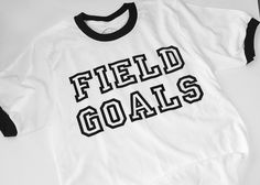 Game Day Ready?? We've got spirit *\o/* and Game Day tees!! #fieldgoals