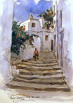 Sidi Bou Said | Població tunisína molt mediterrània, que es … | Flickr