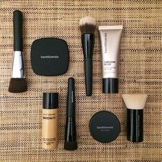 Your foundation's perfect partner #bareMinerals