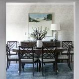 Traditional Living Spaces Get a Contemporary Makeover - Dining Room - Sacramento - by Rachel Madden Interiors Florida Decorating, Dining Room, Dining Table, Sacramento, Outdoor Furniture, Outdoor Decor, Living Spaces, Interiors, Traditional