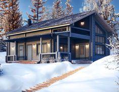 Viimeistele sinäkin lomakotisi laadukkailla ikkunoilla. ⭐️  #window #ikkunat #cottage #inspiration #home #house #decor Cabin, House Styles, Outdoor, Home Decor, Outdoors, Decoration Home, Room Decor, Cabins, Cottage