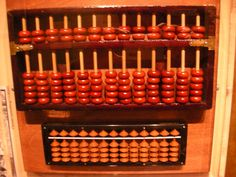 Soroban Method - Mental Math Using Abacus Abacus Math, Singapore Math, Brain Training, Math Activities, Retro Vintage, Learning, Day, Grade 1, Maths