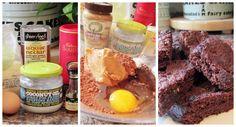 Easy-Peasy Healthy Brownies