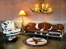 Western Furniture and Western Decor