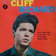 1959 1950s Hairstyles, Pop Rocks, Lps, Cliff, Music Songs, Will Smith, Rock N Roll, Shadows, Pop Culture
