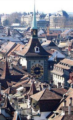 Bern , Switzerland , from Iryna