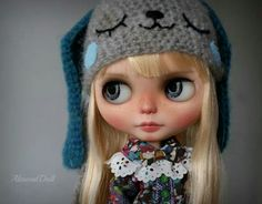 Almond doll