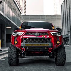 Tacoma Trd, Toyota Tacoma, Best Off Road Vehicles, Toyota 4runner Trd, 4 Runner, Truck Mods, Mid Size Suv, Four Wheel Drive, Fence Design