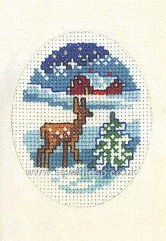 Doe a Deer Card Kit