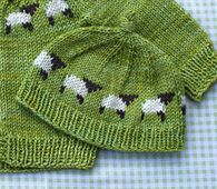 Ravelry: Welcome to the Flock pattern by Julia Farwell-Clay