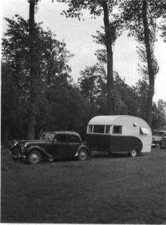 Camping - Kamperen voor senioren.