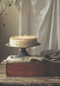 Honey cake...