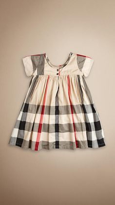girls burberry dress