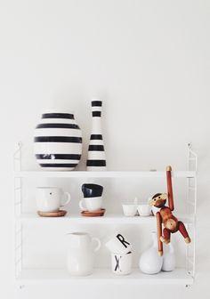 Via Nord Design | String System | Design Letters | Kay Bojesen Monkey