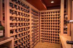 Check out this spectacular wine cellar. | 3649 Vineyard Pl Cincinnati OH 45226 & Love this wine room | 1834 Keys Crescent Ln Cincinnati OH 45206 ...