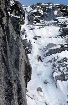 Deprivation on Mt Hunter  - Alpinist.com