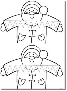 Dans les bras du Père Noël Cute Christmas Cards, Father Christmas, Xmas Cards, Diy Cards, Kids Christmas, Christmas Crafts, Diy And Crafts, Crafts For Kids, Paper Crafts