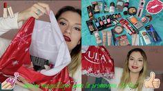 Haul: Compras de maquillaje de farmacia 2016