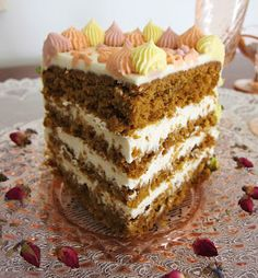 Spring Carrot Cake