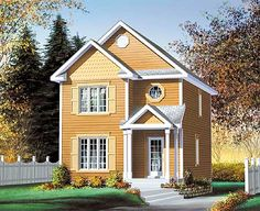 1000 images about canadian house on pinterest house for Small house plans canada