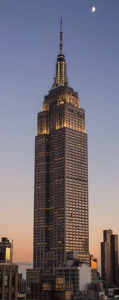Empire State Building, New York, USA