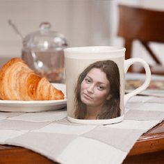 place your image or text on a mug and have a special breakfast with this free