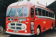 Barton Transport - Plaxton bodied AEC Reliance