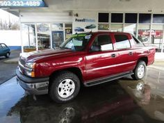 2004 Chevrolet Avalanche 1500 For Sale In Portland | Cars.com