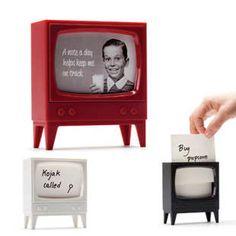 Memo's Vintage Television. gifts under $20, gift ideas for boyfriend