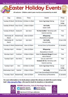 Pinterest the worlds catalog of ideas lots of family friendly events at libraries around maidenhead negle Image collections