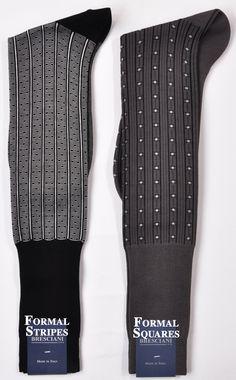 Bresciani Cotton & Silk Formal or Fancy Dress Over-the-Calf Socks Silk Formal Dress, Fancy Dress, My Socks, Cool Socks, Mens Knee High Socks, Fashion Socks, Mens Fashion, Over The Calf Socks, Professional Dresses