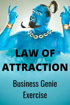 This is a fantastic law of attraction Exercise, the Business Genie exercise helps you focus in on what you most want to attract for your business and helps you to send a powerful message to the Universe. Law Of Attraction Love, Attraction Quotes, Creating A Business, Business Tips, Successful Business, Online Business, Genie Quotes, Success Wishes, Success Mindset