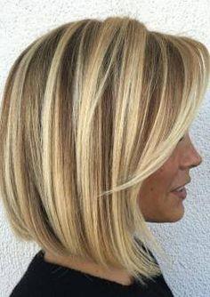 Resultado de imagem para bob haircuts 2017