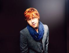 I think he's hot! And I feel really weird about that! Lol, but he's so cute!