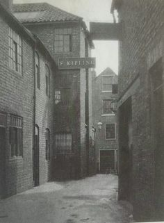 Mechanics yard 1920