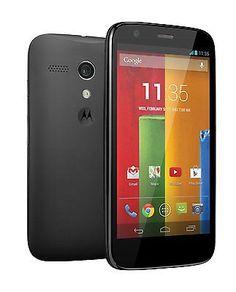 Motorola Moto G (1st generación), negro, 16GB, GSM Global Desbloqueado Teléfono