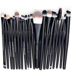 20Pcs Cosmetic Makeup Brush Set Foundation Eyeshadow Eyeliner Lip Brand Make Up Brushes Set Beauty Brush Hot