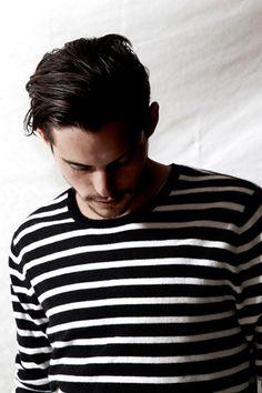 Dylan Rieder / Skateboarder http://www.pinterest.com/imloveit/skateboarding/ #stripe